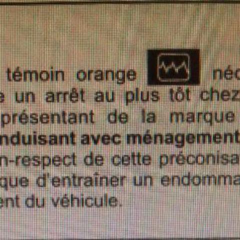 Forum Dacia Voyant Orange Communaute Dacia